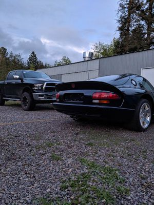2002 Dodge viper! for Sale in Portland, OR