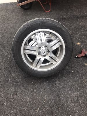 5 lug wheels and tires for Sale in Mount Joy, PA