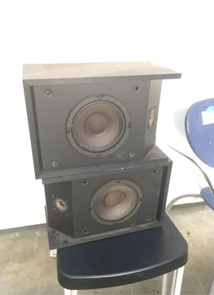 Bose 201 Series Bookshelf Speakers for Sale in Kirkland, WA