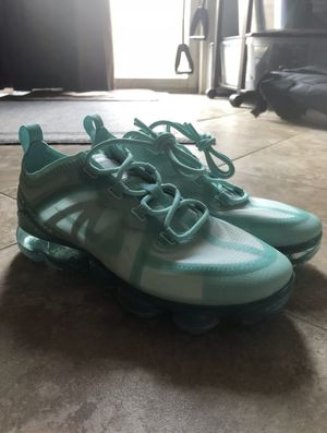 Nike Air VaporMax 2019 Teal Tint Tropical Twist Women's Size 6 Shoes CI9903-300 for Sale in South Riding, VA