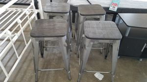 Barstools $50 each for Sale in Dallas, TX