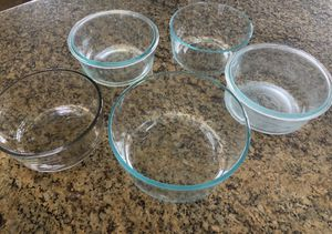 Pyrex bowls food storage containers for Sale in La Mesa, CA