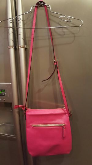 Charming Charlie hot pink purse for Sale in Portland, OR