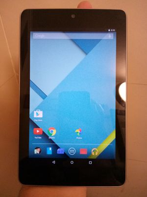 Nexus 7 tablet for Sale in Riverside, CA