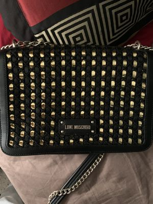 Authentic moschino purse for Sale in Houston, TX