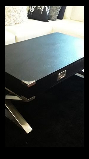 Stylish Black Coffee Table for Sale in Washington, DC