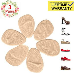 Metatarsal Pads for Womens Heel Cushion Inserts for Sale in Sacramento, CA