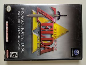 The Legend of Zelda Collector's Edition for Sale in Hilliard, OH