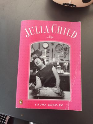 Julia Child book for Sale in San Diego, CA
