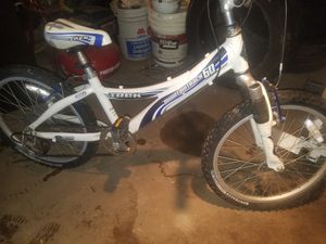 Trek 20in bike Mountain track 60 for Sale in Cleveland, OH