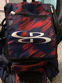 Boombah super pack Rolling Bat Bag for Sale in Gastonia,  NC