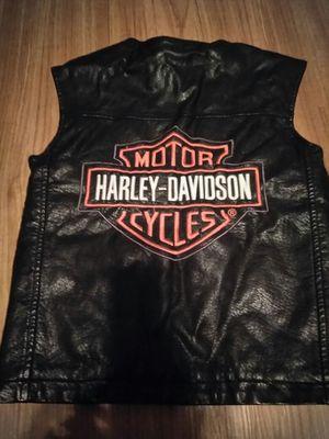 Kids-Harley Davidson Motorcycle Vest for Sale in Rahway, NJ