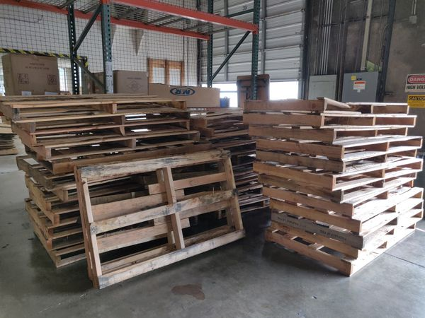 Free Wood Pallets - Will update availability 1/2/2020 for ...