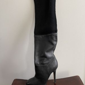 BEBE Boots Black Size 8 for Sale in West Babylon, NY