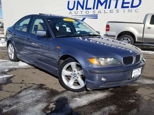 2005 BMW 3 Series for Sale in Denver, CO