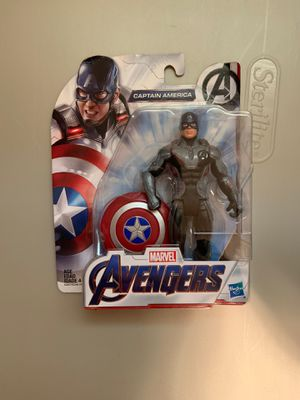 Captain America action figure for Sale in Amherst, OH