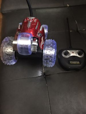 Thunder Tumbler RC Truck for Sale in Chicago, IL