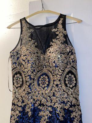 Beautiful elegant long dress for Sale in North Las Vegas, NV