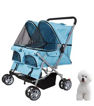 Karmas Product Pet Stroller for Dog Cat Small Animal Folding for Sale in Los Angeles, CA