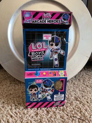 LOL Surprise Arcade Heroes Fan Boy for Sale in Sahuarita, AZ