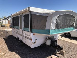 1997 Jayco pop-up very good condition one owner always was stored under cover fully self-contained for Sale in Glendale, AZ