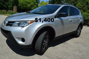 🍀$14OO 🏁Urgent Selling my 🥇2013 Toyota RAV4 AWD LE-EDITION 🥇 for Sale in Daly City,  CA