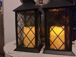 2 Candle Lanterns for Sale in Chicago, IL