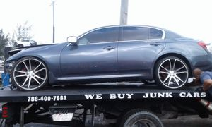 Infiniti G35 for parts out 2007 for Sale in Opa-locka, FL