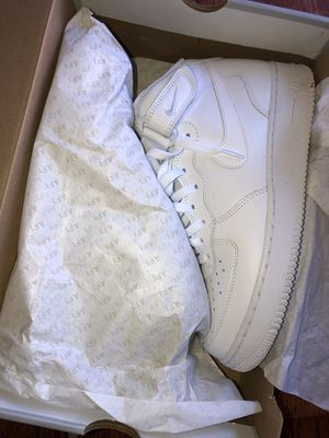 Nike Air Force 1 Size 10 With Box In Good Condition for Sale in Fort Washington, MD