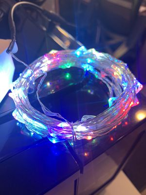 LED FAIRY LIGHTS RGB COLOR CHANGING for Sale in San Diego, CA