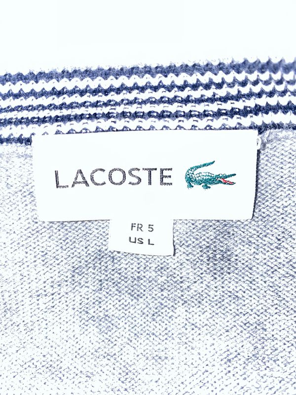 New Lacoste sweeter
