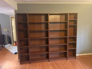 Large bookshelf for sale MUST GO for Sale in Annandale, VA