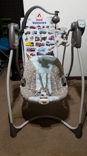 Graco electric baby swing for Sale in Monroeville, PA