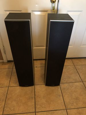 polk audio towers in new condition for Sale in Las Vegas, NV