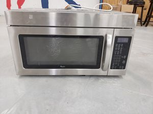 Over Stove Microwave for Sale in Kent, WA