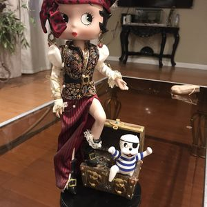 Porcelains Pirate Betty Boop for Sale in Anaheim, CA