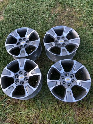 Chevy Colorado Rims for Sale in Forest Park, GA