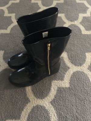 """Size 8 """"Unlisted"""" Rain Boots. for Sale in West Palm Beach, FL"""