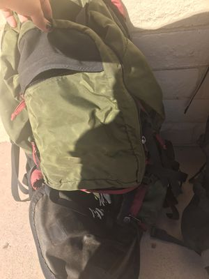 65L hiking backpack for Sale in Avondale, AZ