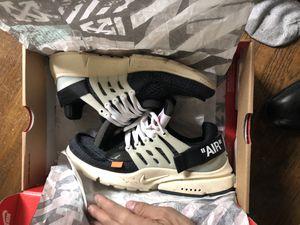 Off white shoe for Sale in Seattle, WA