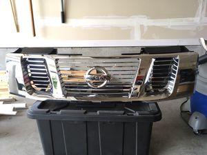 Chrome billet grille Nissan Titan for Sale in Thompson's Station, TN