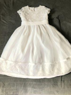 Elegant white dress size 10 for Sale in Gardena, CA