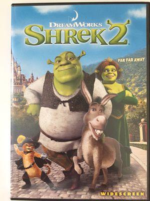 Dreamworks Shrek 2 DVD, pick up in San Marcos for Sale in San Marcos, CA