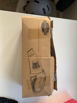 Potable vacuum cleaner for Sale in San Francisco, CA