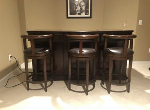 Wood bar for Sale in Annandale, VA