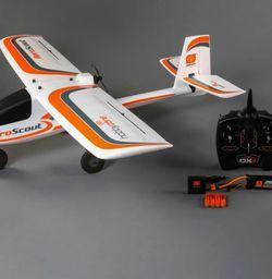 Eflite Aeroscout 1.1m RTF R/C Airplane for Sale in Los Alamitos,  CA