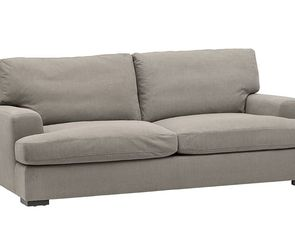 Lightly Used Room And Board Down Stuffed Sofa With Chaise for Sale in South Salt Lake,  UT