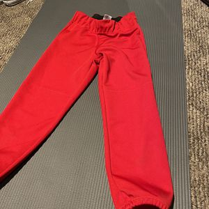 Red Glove Softball Pants for Sale in Maywood, CA