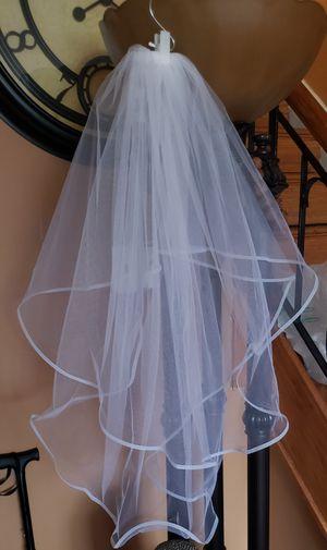 Wedding veil for Sale in Philadelphia, PA