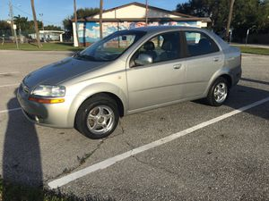 2004 CHEVY AVEO for Sale in West Palm Beach, FL